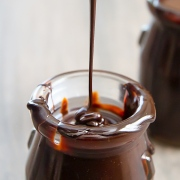 Chocolate syrup - Theo Bakingfun
